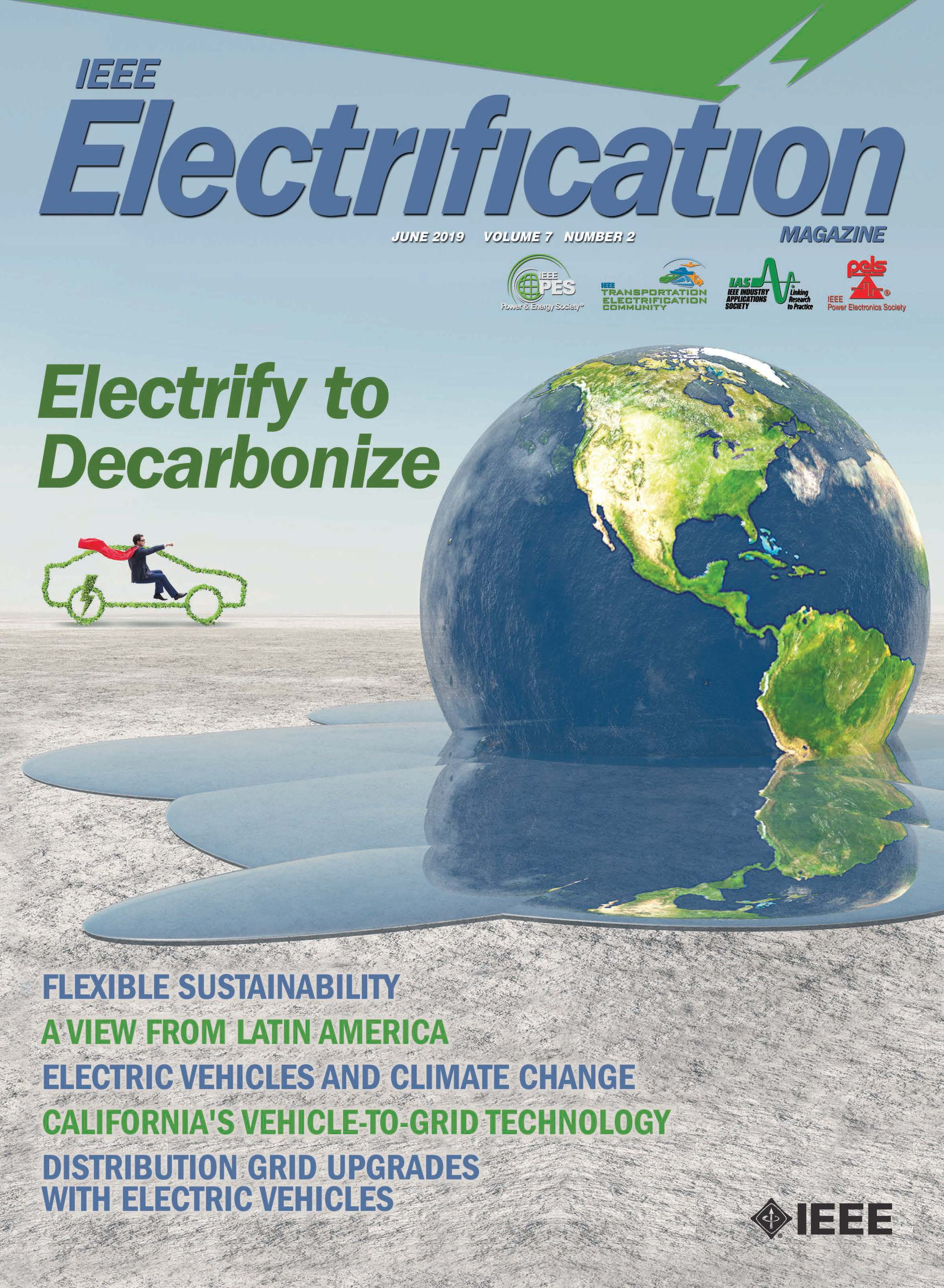 Search for Editor-in-Chief of the IEEE Electrification Magazine